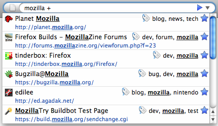 "Search ""mozilla +\"""