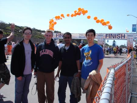 UIUC at the finish line