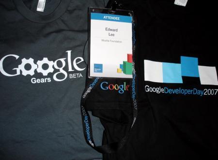Dev Day Shirts