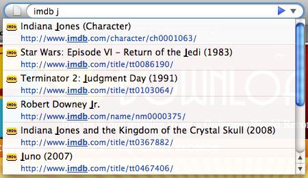 IMDb Results