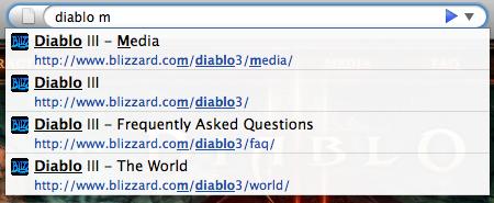 Diablo III Results