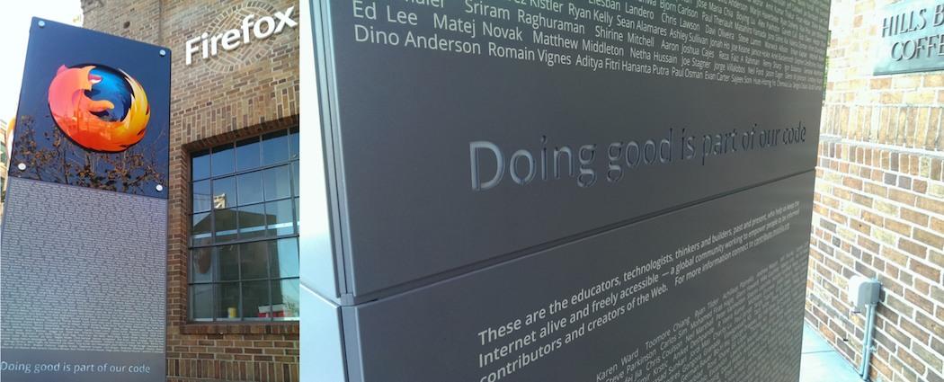 SF Mozilla Monument
